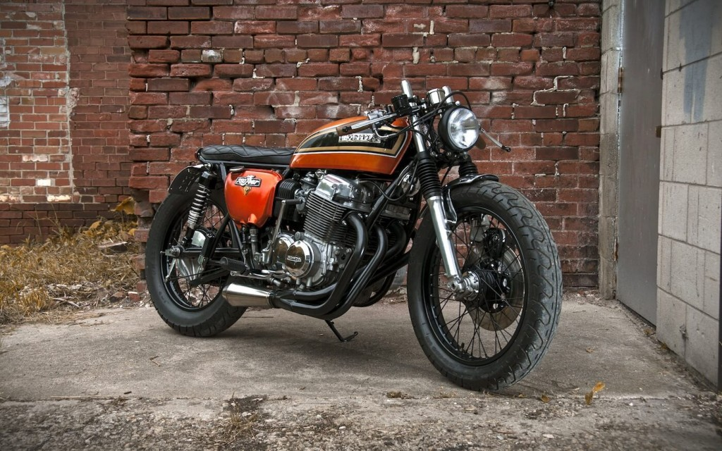 Best Motorcycle For Cafe Racer Build