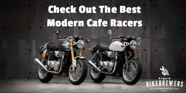 the 8 best bikes for a café racer project - bikebrewers