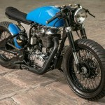 Royal Enfield Cafe Racer 2