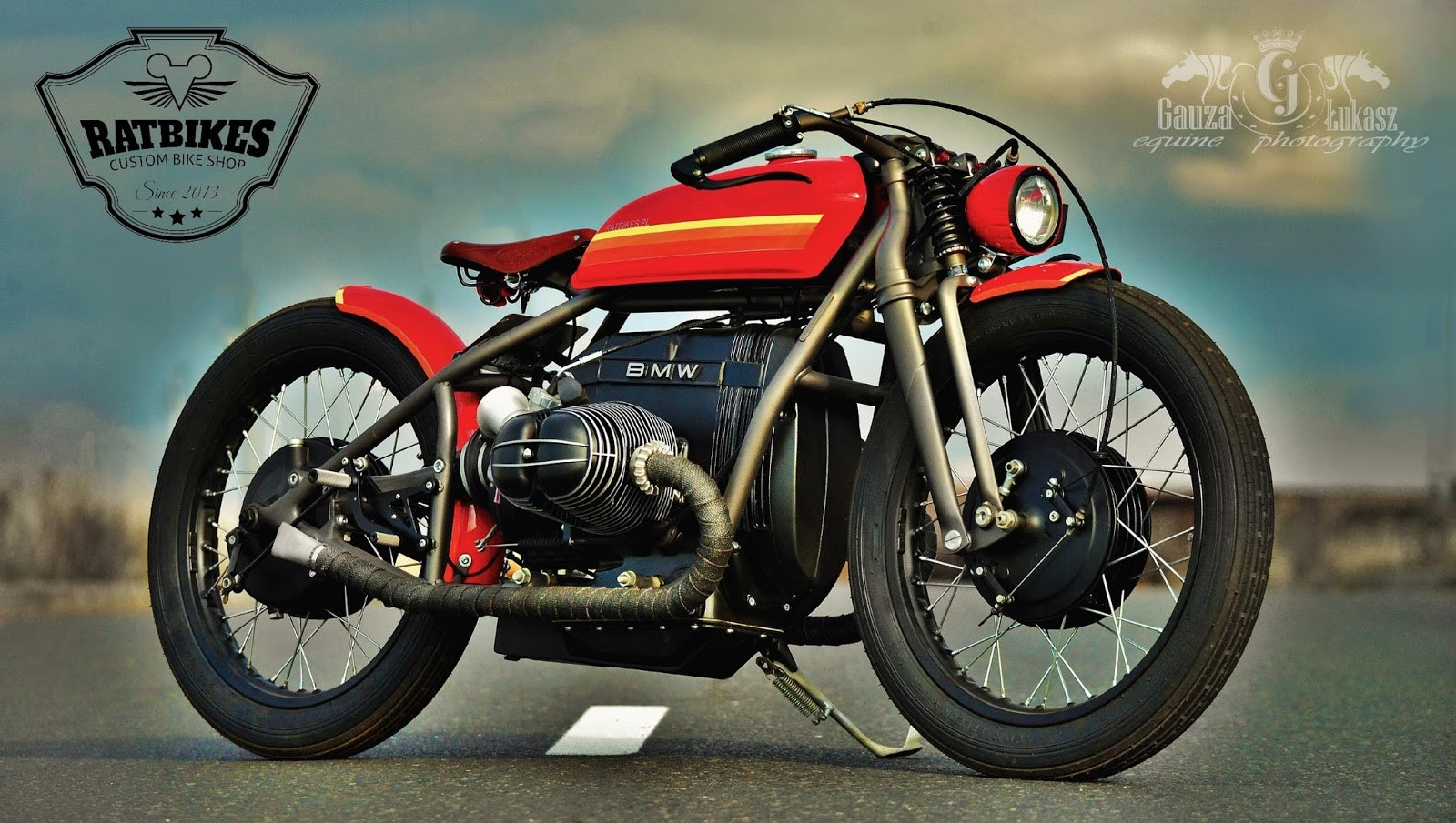 Bmw R65ls By Ratbikes Bikebrewers Com