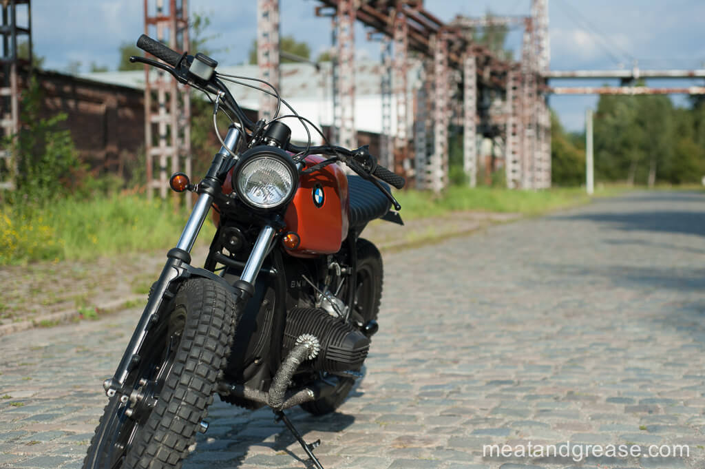 BMW R65RT Scrambler 2