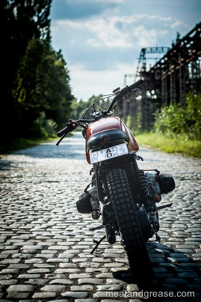 BMW R65RT Scrambler 3