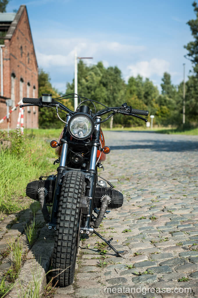 BMW R65RT Scrambler 4