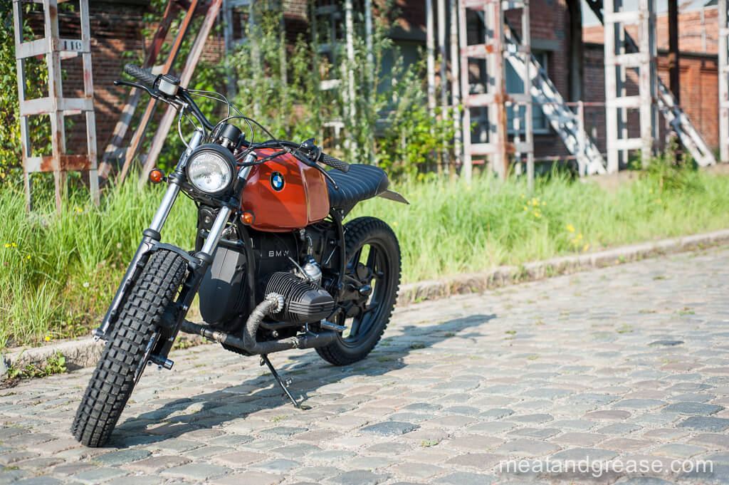 BMW R65RT Scrambler 5