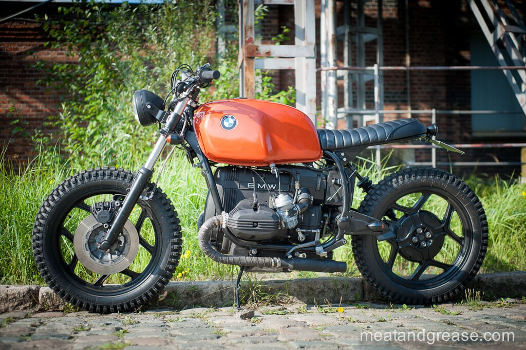 BMW R65RT Scrambler