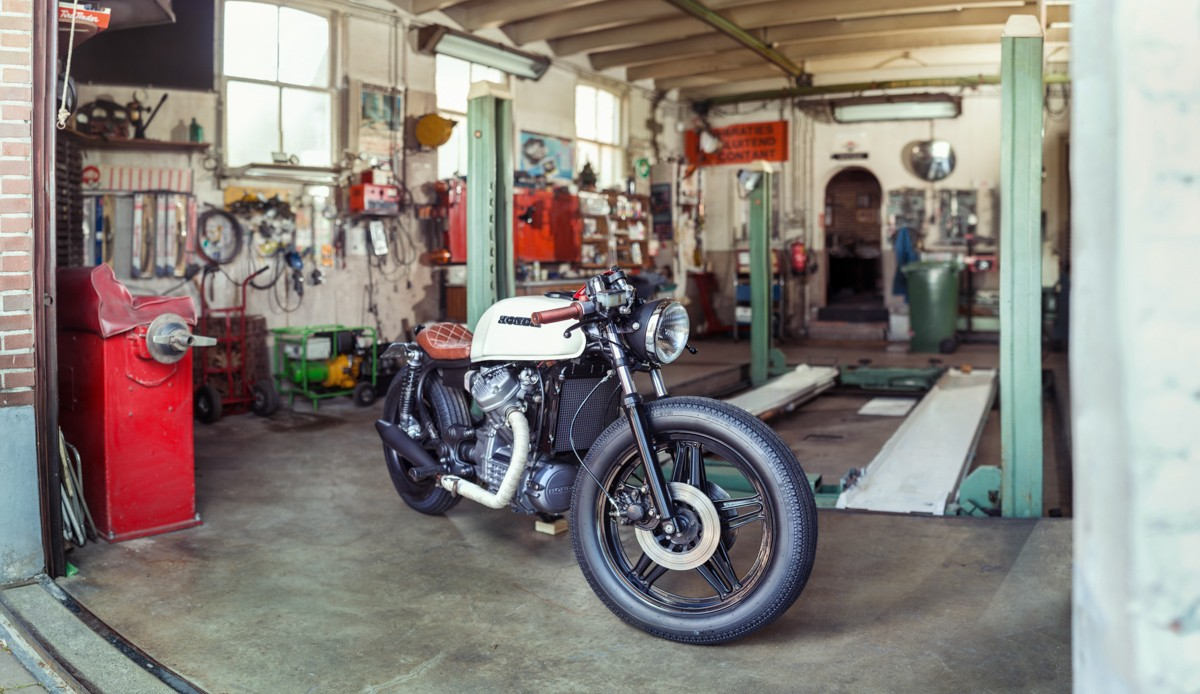 CX500 Caferacer