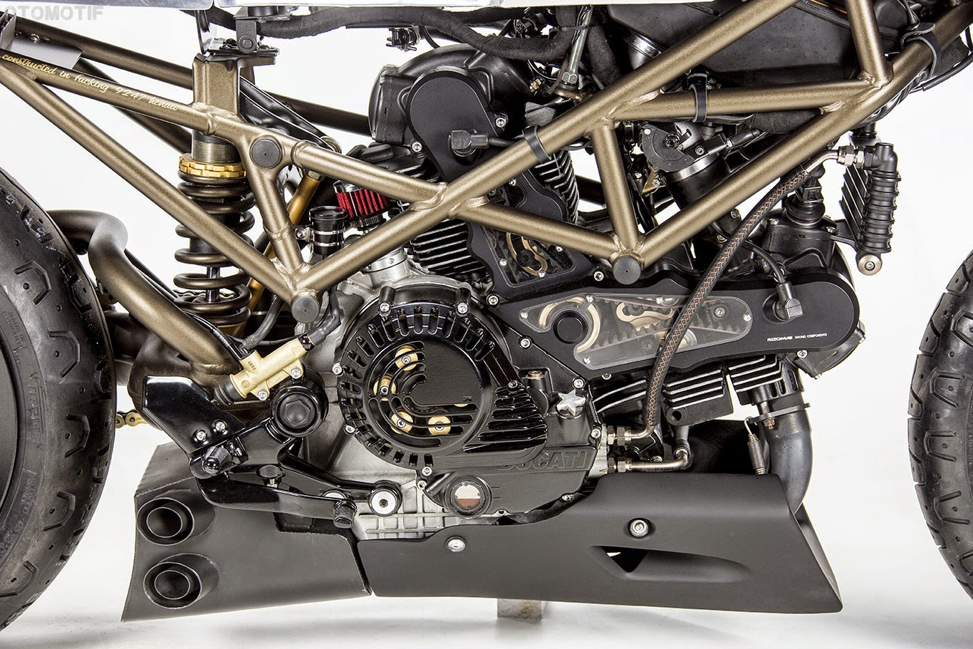 Ducati Monster Cafe Racer