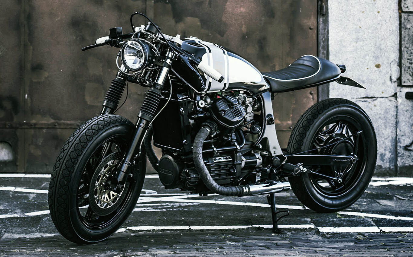 Honda GL500 By Wrench Kings