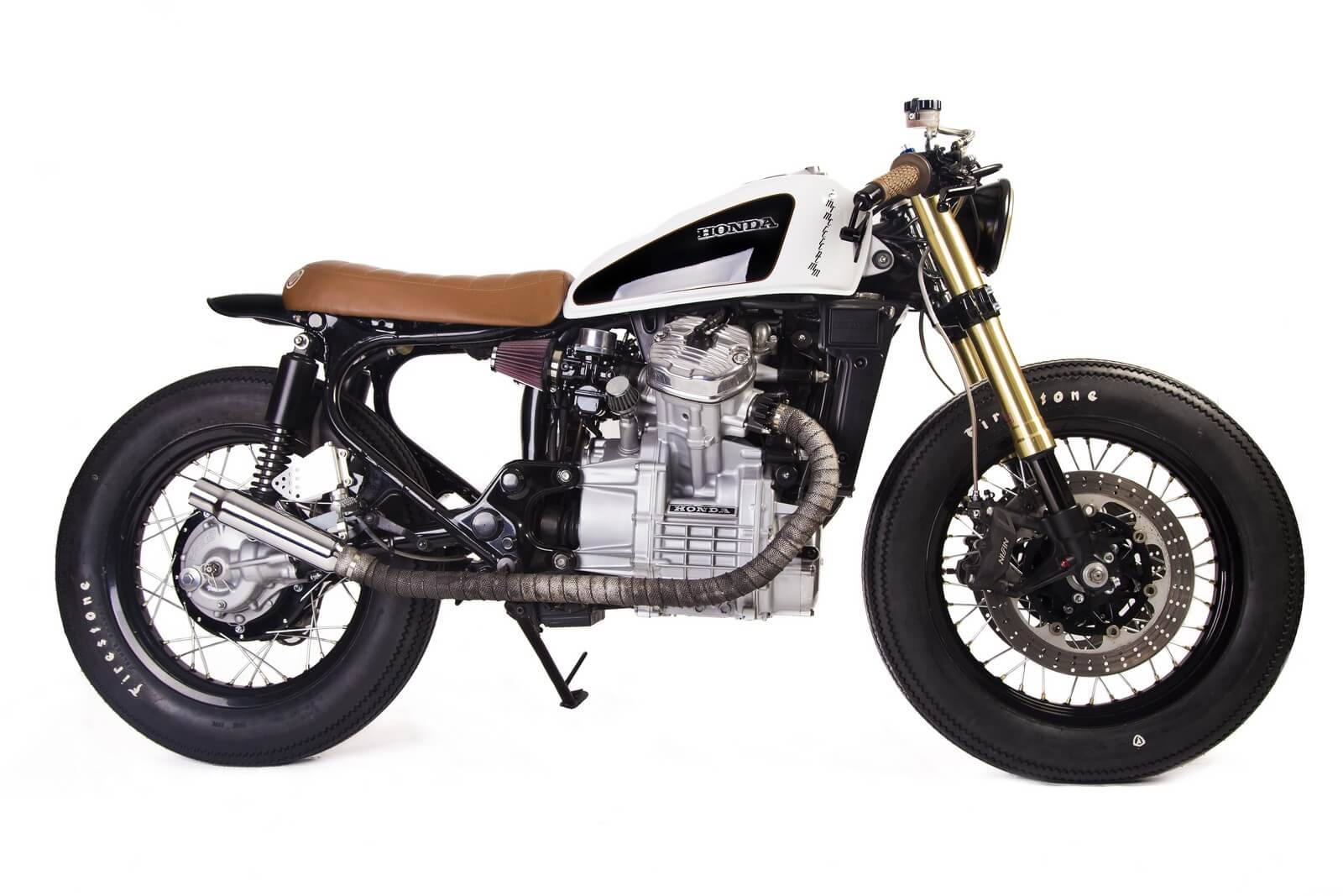 honda cx500 caf racer by wrench 39 n wheels. Black Bedroom Furniture Sets. Home Design Ideas