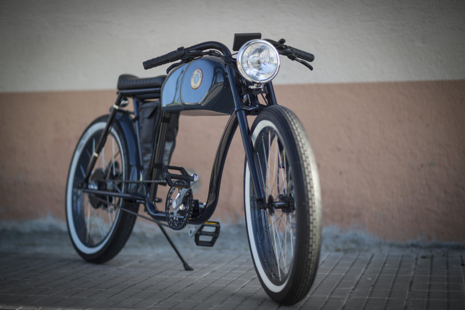 Cafe Racer Bicycle
