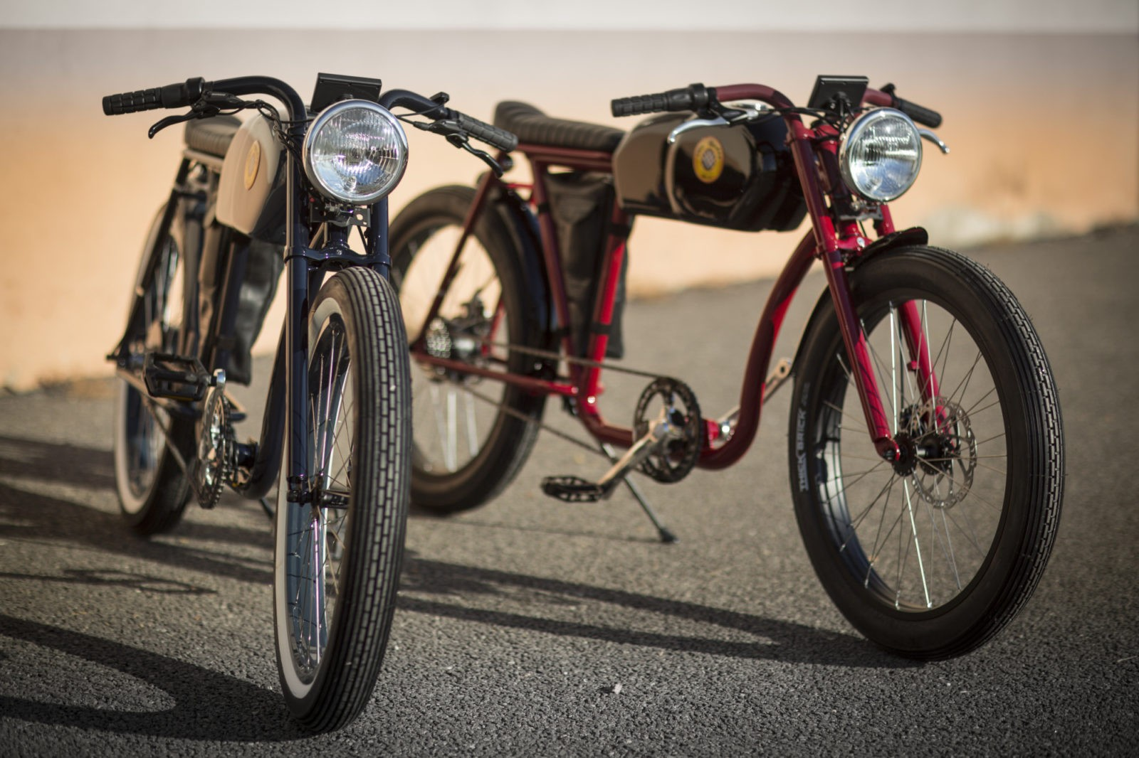 Build A Honda >> E-Bike Cafe Racer by Oto Cycles | BikeBrewers.com