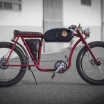 E-bike Cafe Racer 8