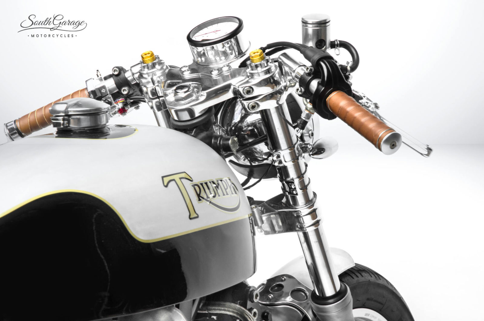 Triumph Truxton Café Racer by South Garage 10