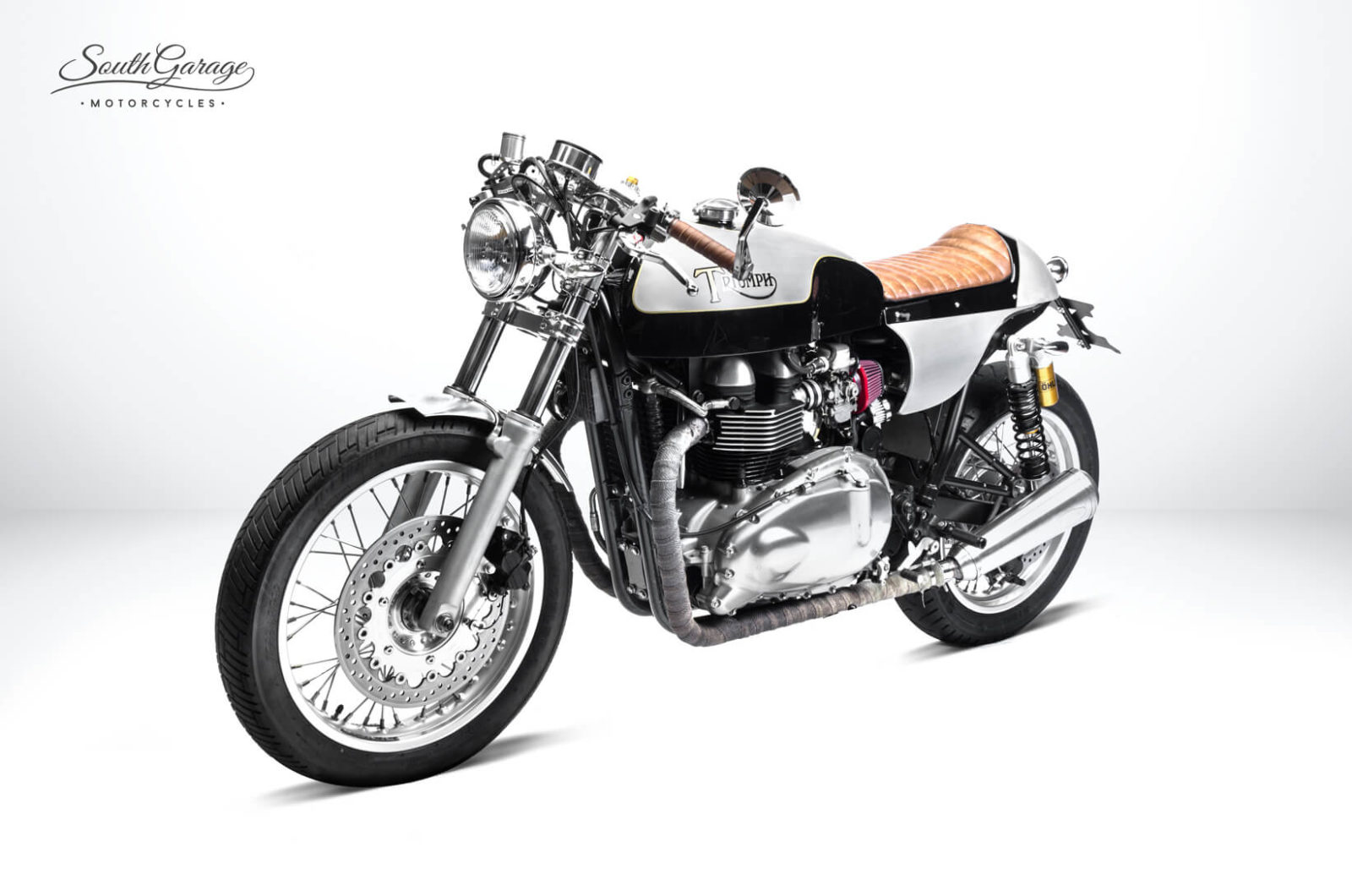 Triumph Truxton Café Racer by South Garage 2