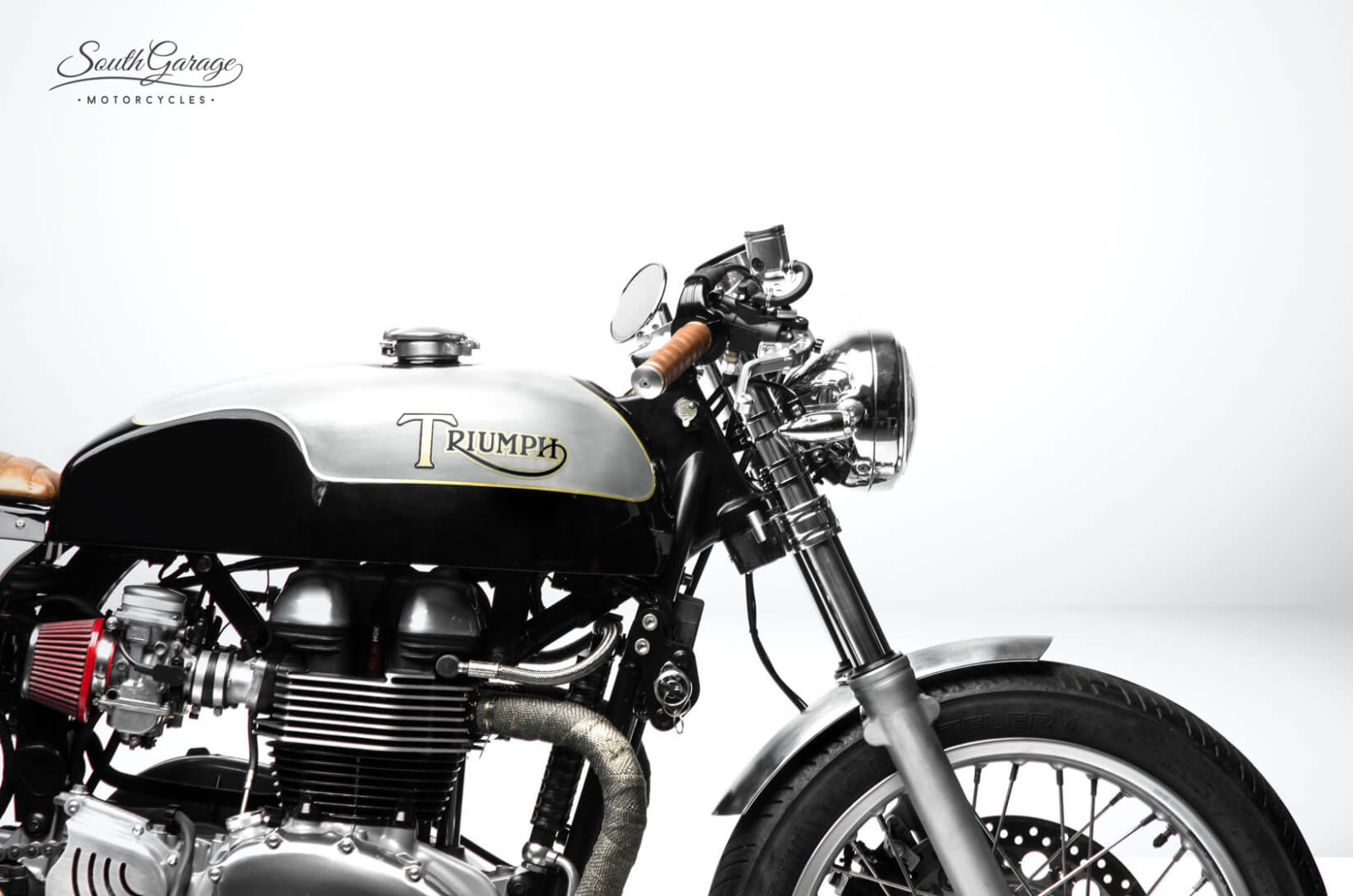 Triumph Truxton Café Racer by South Garage 3