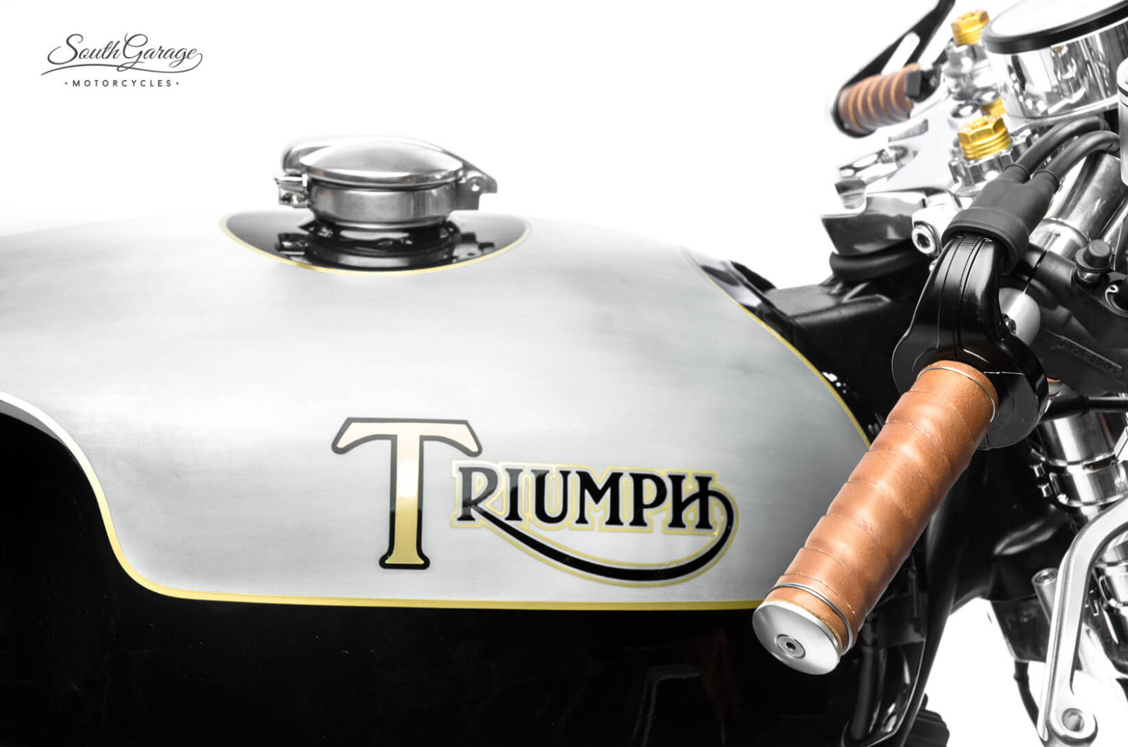 Triumph Truxton Café Racer by South Garage 6