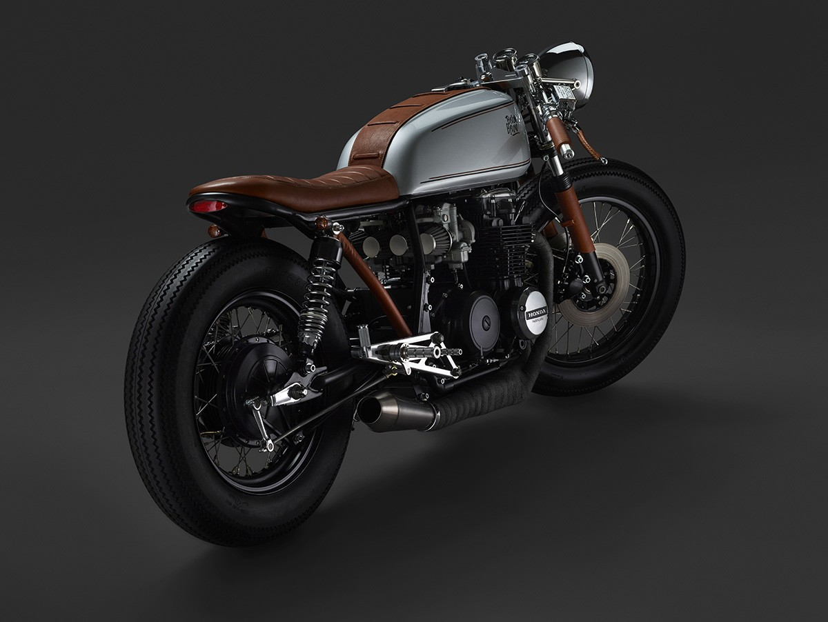 honda cb650 caf racer by oscar axhede. Black Bedroom Furniture Sets. Home Design Ideas