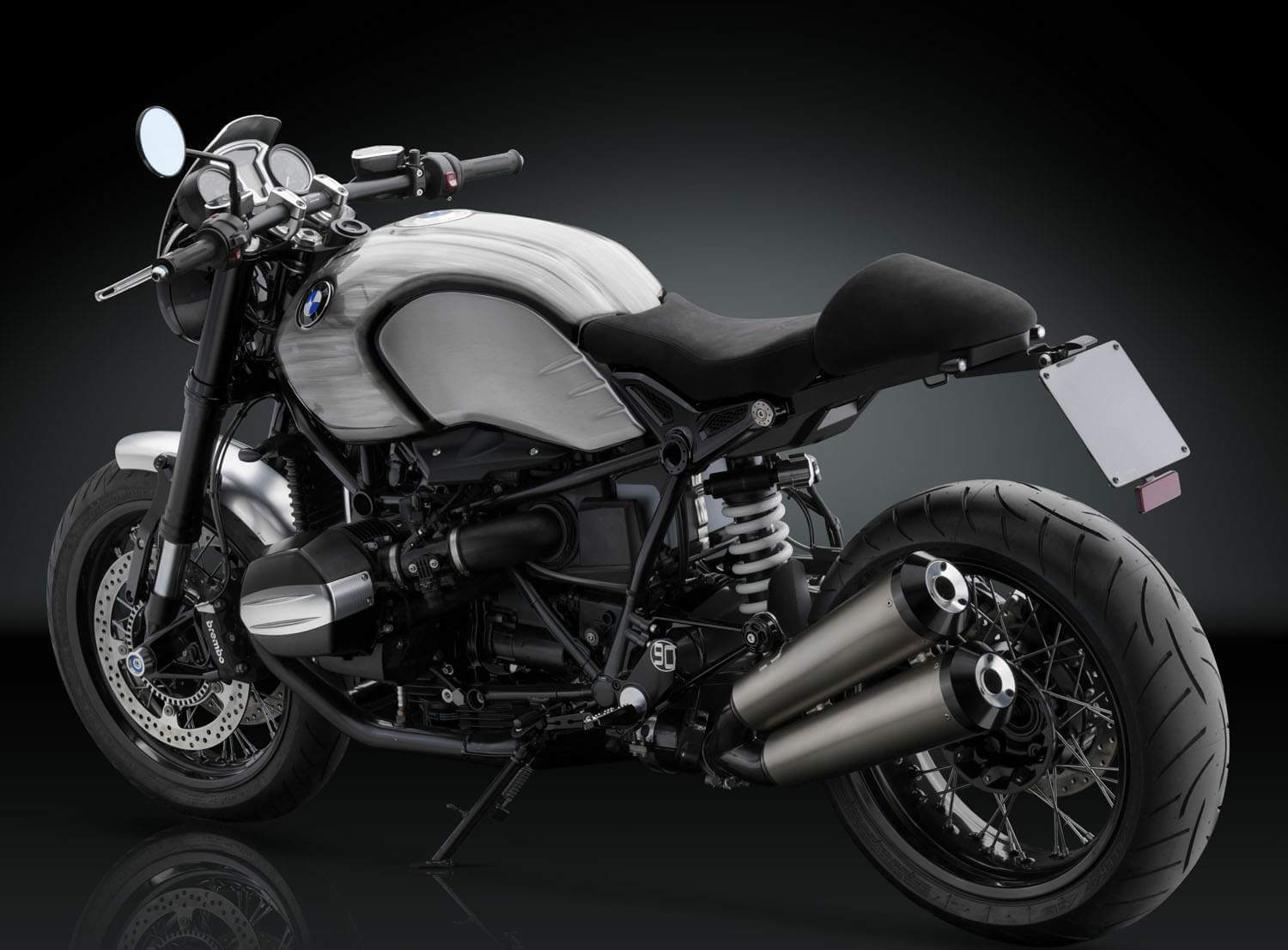 BMW R NineT by Rizoma | BikeBrewers.com