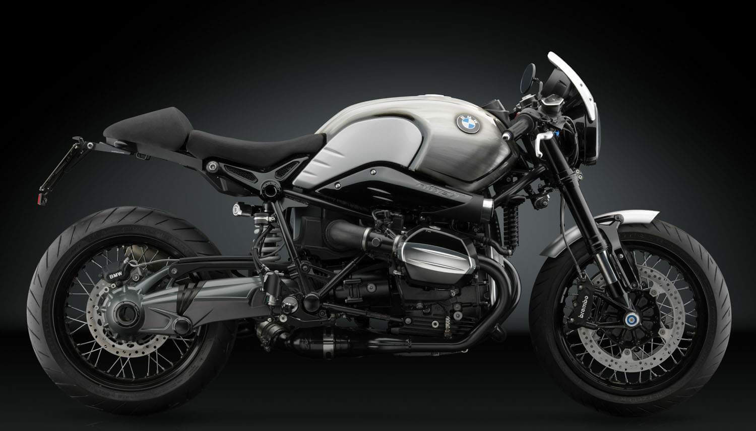 License Plate Holders >> BMW R NineT by Rizoma | BikeBrewers.com