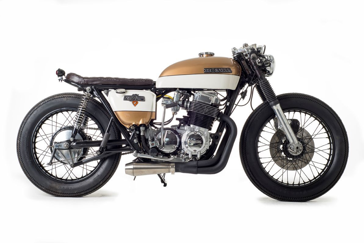 Honda CB750 Caf%C3%A9 Racer 1 cb750 four caf� racer bikebrewers com  at n-0.co