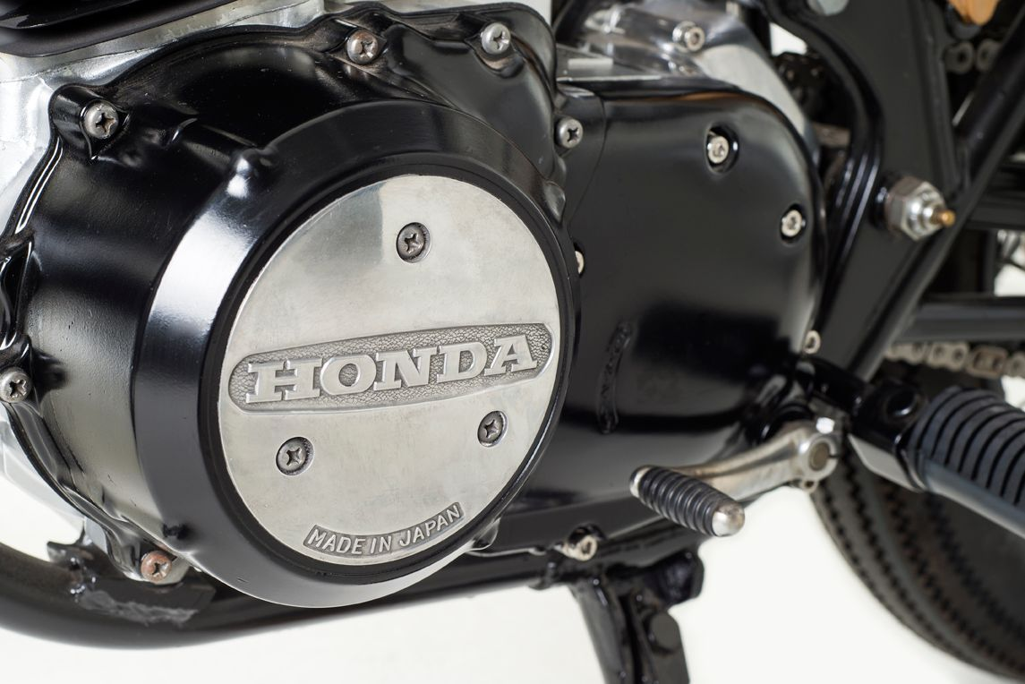 Honda CB750 Caf%C3%A9 Racer 4 cb750 four caf� racer bikebrewers com  at n-0.co