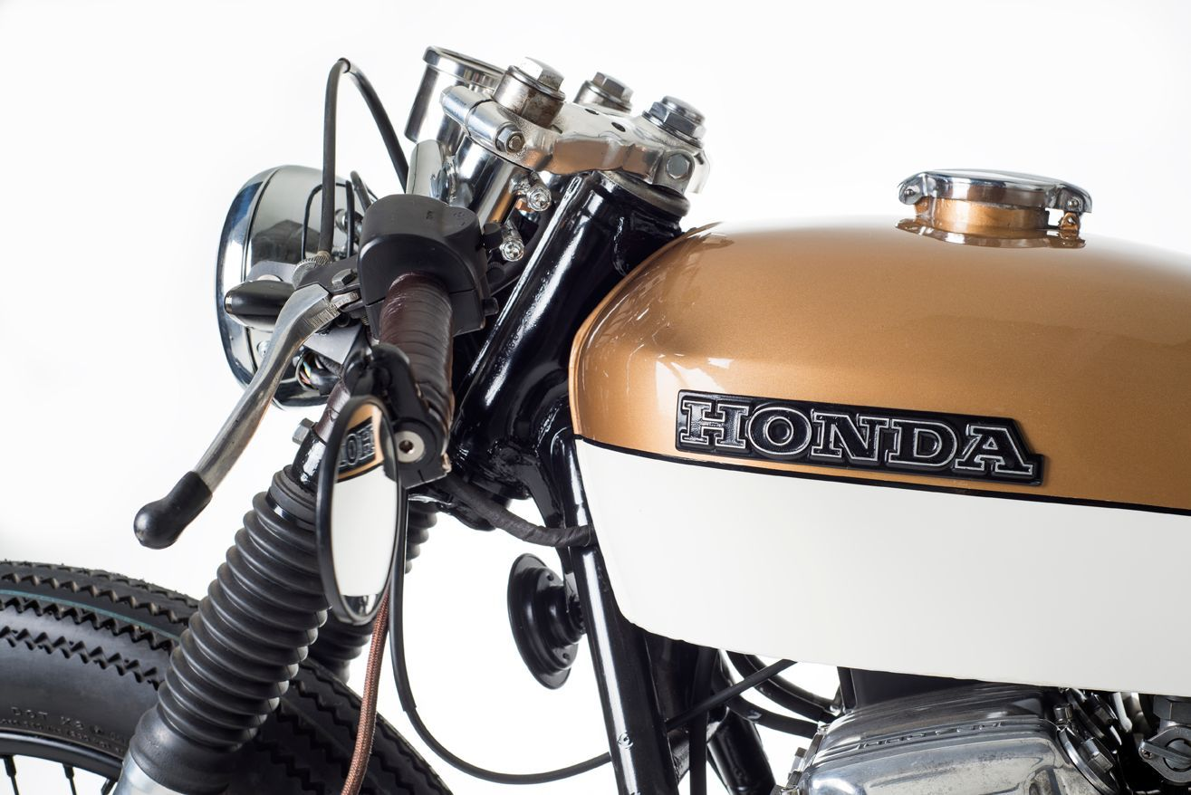 Honda CB750 Caf%C3%A9 Racer 6 cb750 four caf� racer bikebrewers com Chevy Truck Wiring Harness at virtualis.co