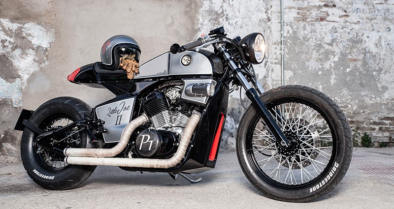 honda shadow café racerrocket supreme | bikebrewers