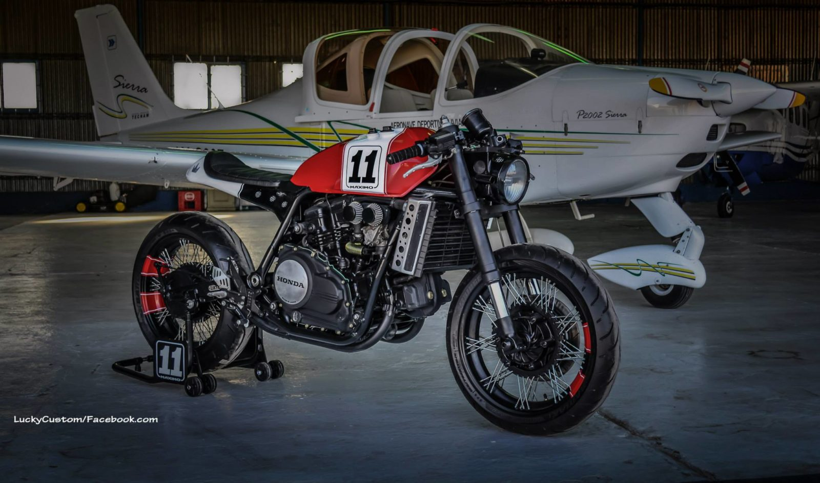 Top  Cafe Racers
