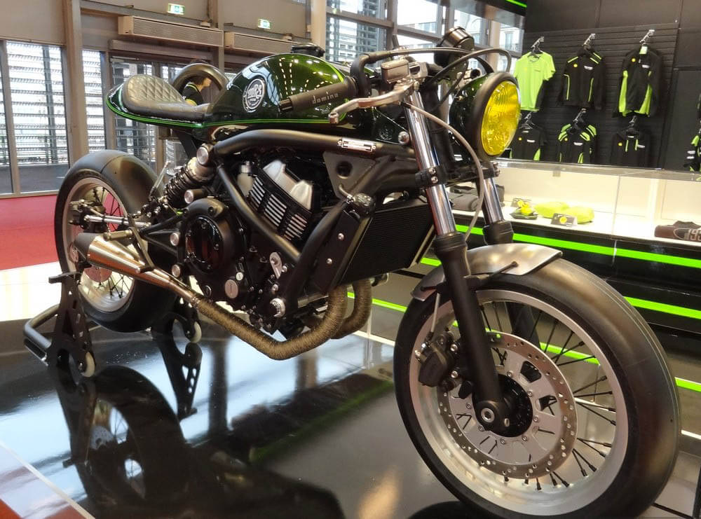 Kawasaki Vulcan S Caf Racer By Oficina Mrs Bikebrewers Com Make Your Own Beautiful  HD Wallpapers, Images Over 1000+ [ralydesign.ml]