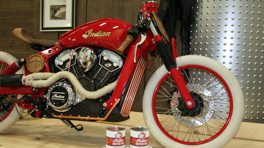 Indian Scout Boardtracker 2
