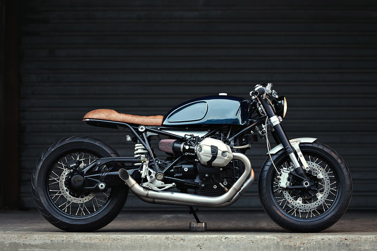 Custom Cafe Racer Paris