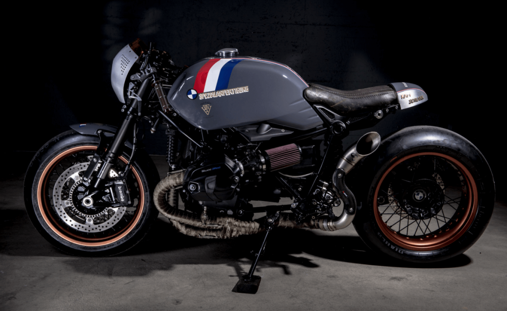 BMW R NineT Custom by VTR 17