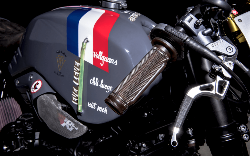 BMW R NineT Custom by VTR 3
