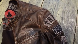 Cafe racer gear