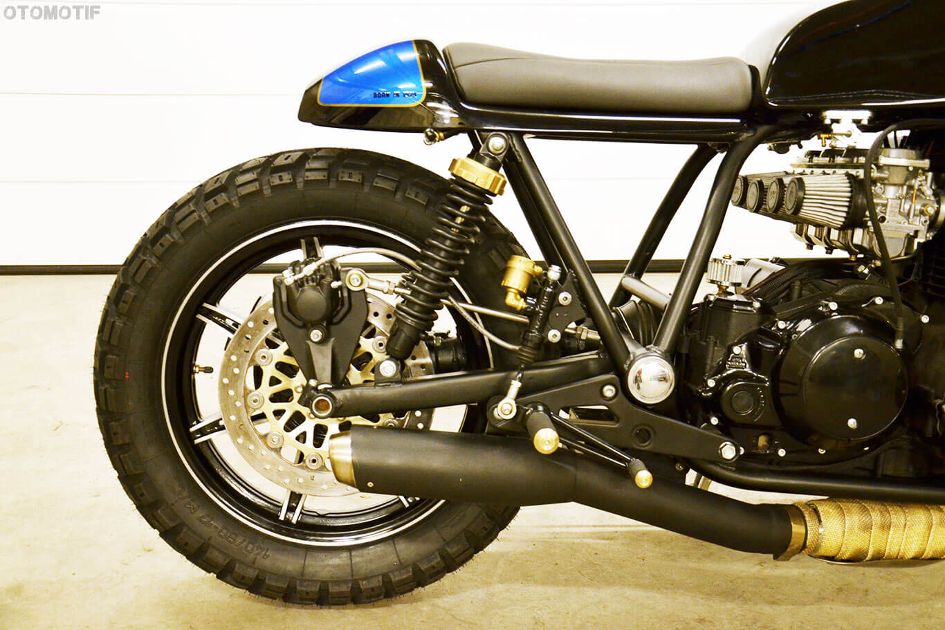 Yamaha Xs1100 Caf 233 Racer By Vmh Bikebrewers Com