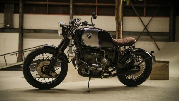 BMW R100RS Cafe Racer 6