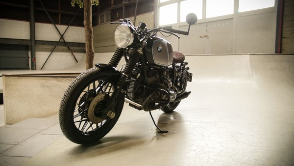 BMW R100RS Cafe Racer 8