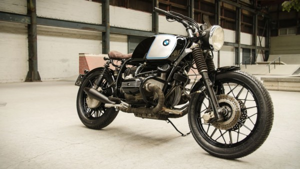 BMW R100RS Cafe Racer 9