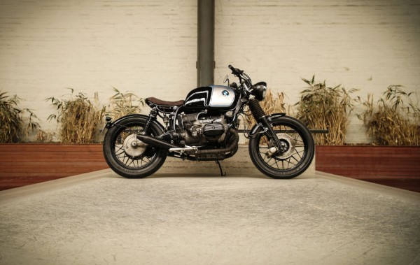 BMW R100RS Cruiser by Moto Adonis