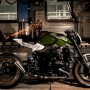 BMW R1200R Cafe Racer 1