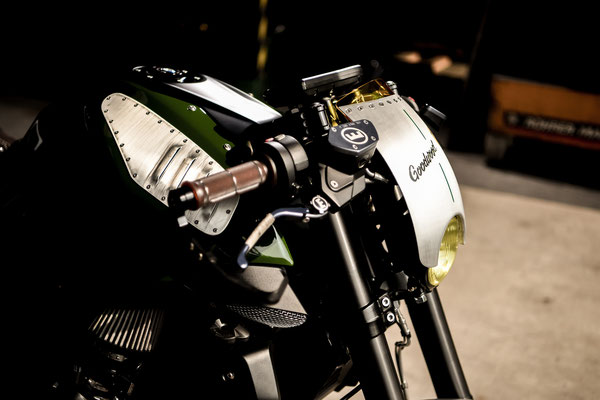 BMW R1200R Cafe Racer 15