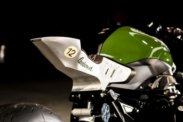 BMW R1200R Cafe Racer 5