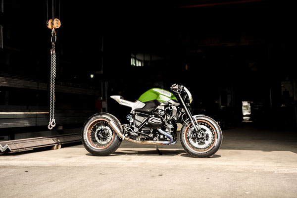 BMW R1200R Cafe Racer