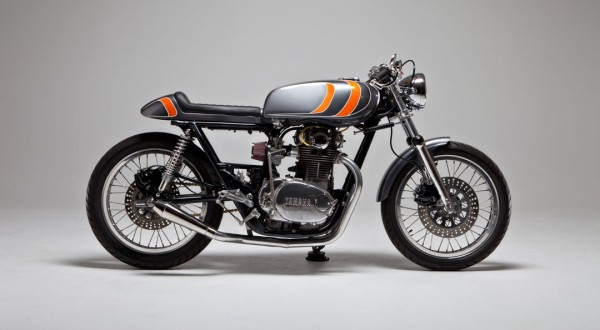 Yamaha XS650 Café Racer by Twinline Motorcycles
