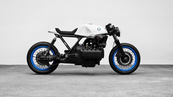 bmw k100 cafe racer by impuls bikebrewers com BMW K100 Problems