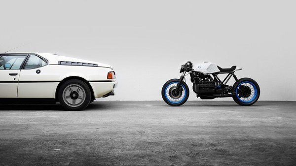 BMW K100 Cafe Racer 10