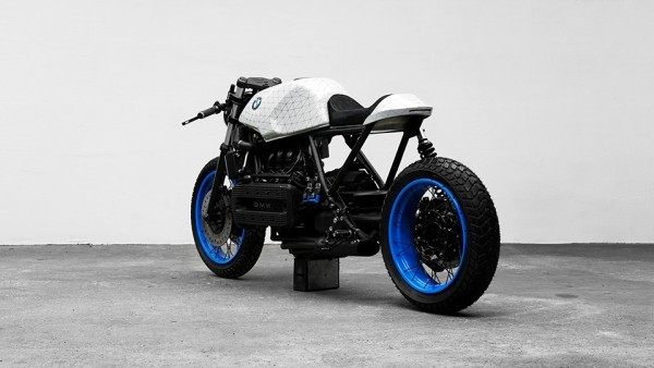 Bmw K100 Cafe Racer By Impuls Bikebrewers Com