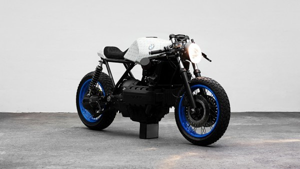 BMW K100 Cafe Racer 5