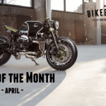 Bikes of the Month - April