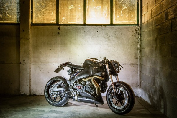 Buell XB9 Cafe Racer 9